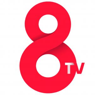 logo 8tv  8tv