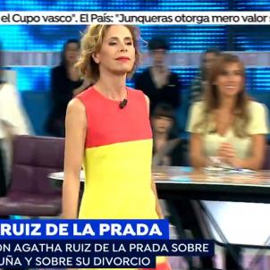 Agatha Ruiz de la Prada vestit espanya antena 3