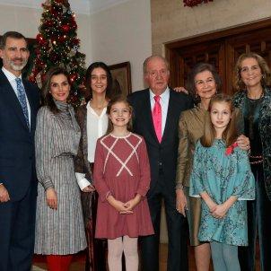 joan carles  familia aniversari efe