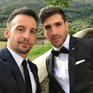 amenábar i marit  instagram