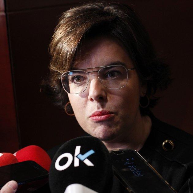 cb30c992ab Las gafas nuevas de Soraya ridiculizadas en la red