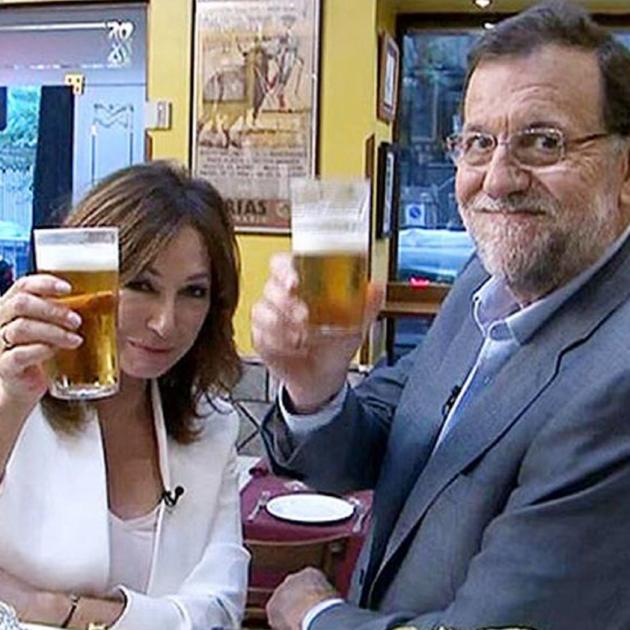 ana rosa rajoy Telecinco