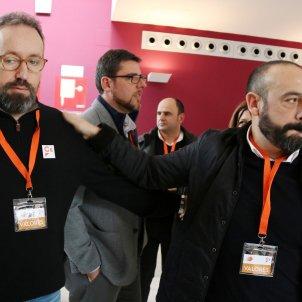 Jordi Cañas amb Juan Carlos Girauta ACN