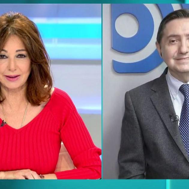 ana rosa losantos  Telecinco