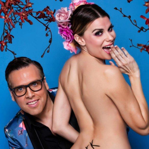 María Lapiedra Cambia De Look Y Aparece Desnuda En Una Revista