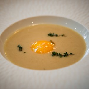 Sopa de Farigola -plats catalans
