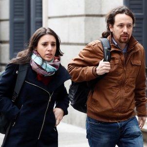 Pablo Iglesias Irene Montero Podemos / Efe