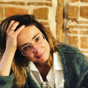 sandra barneda ulleres  instagram