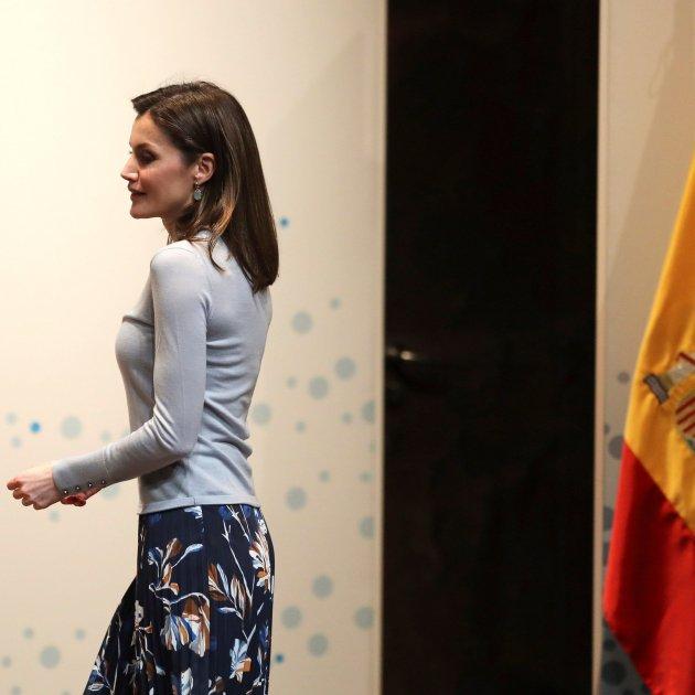 leticia espanya bandera EFE