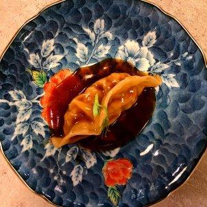 Dumpling de sipia amb mandonguilles (1)