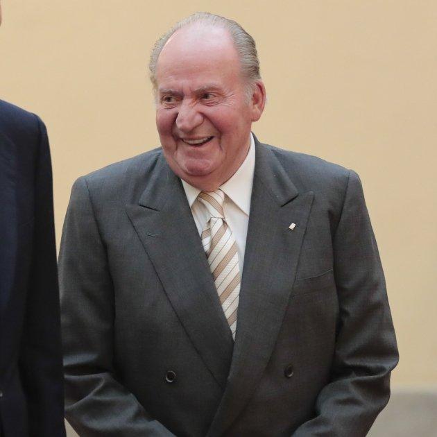 rei Joan Carles riu  GTRES