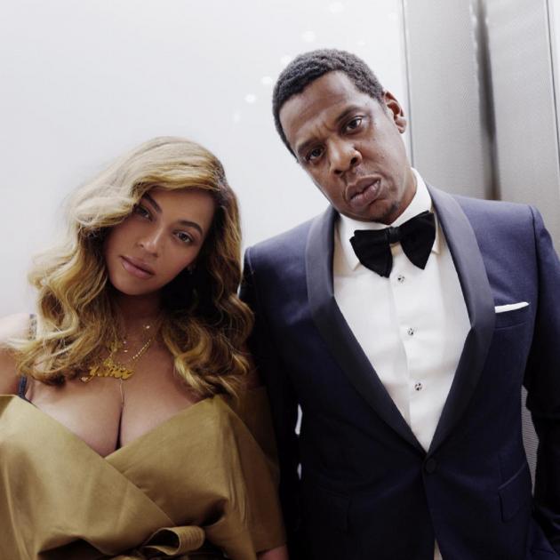 Las Imágenes Más íntimas Y Desnudas De Beyoncé Y Jay Z