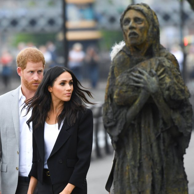 meghan i harry GTRES