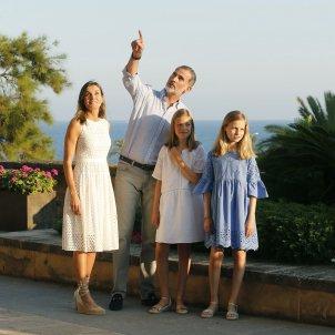 posado família real EFE