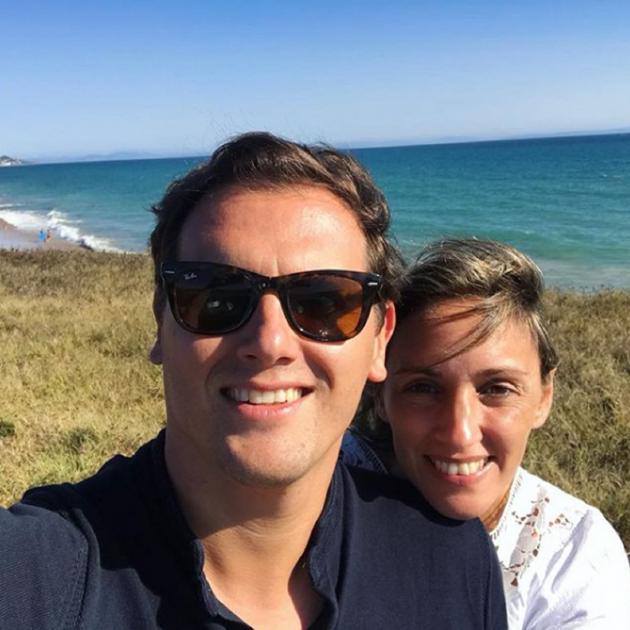 albert rivera parella vacances instagram