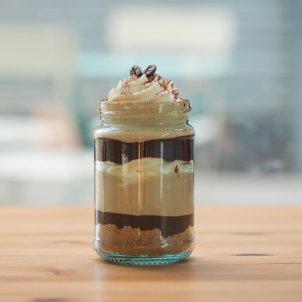 Mousse de cafè-pastissos