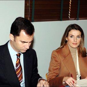 leticia i felip 2003
