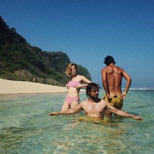 vacances actors merli  instagram