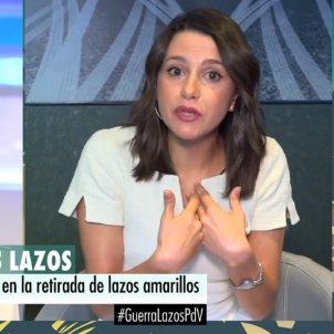 arrimadas i Ana Terradillos  el programa de ana rosa