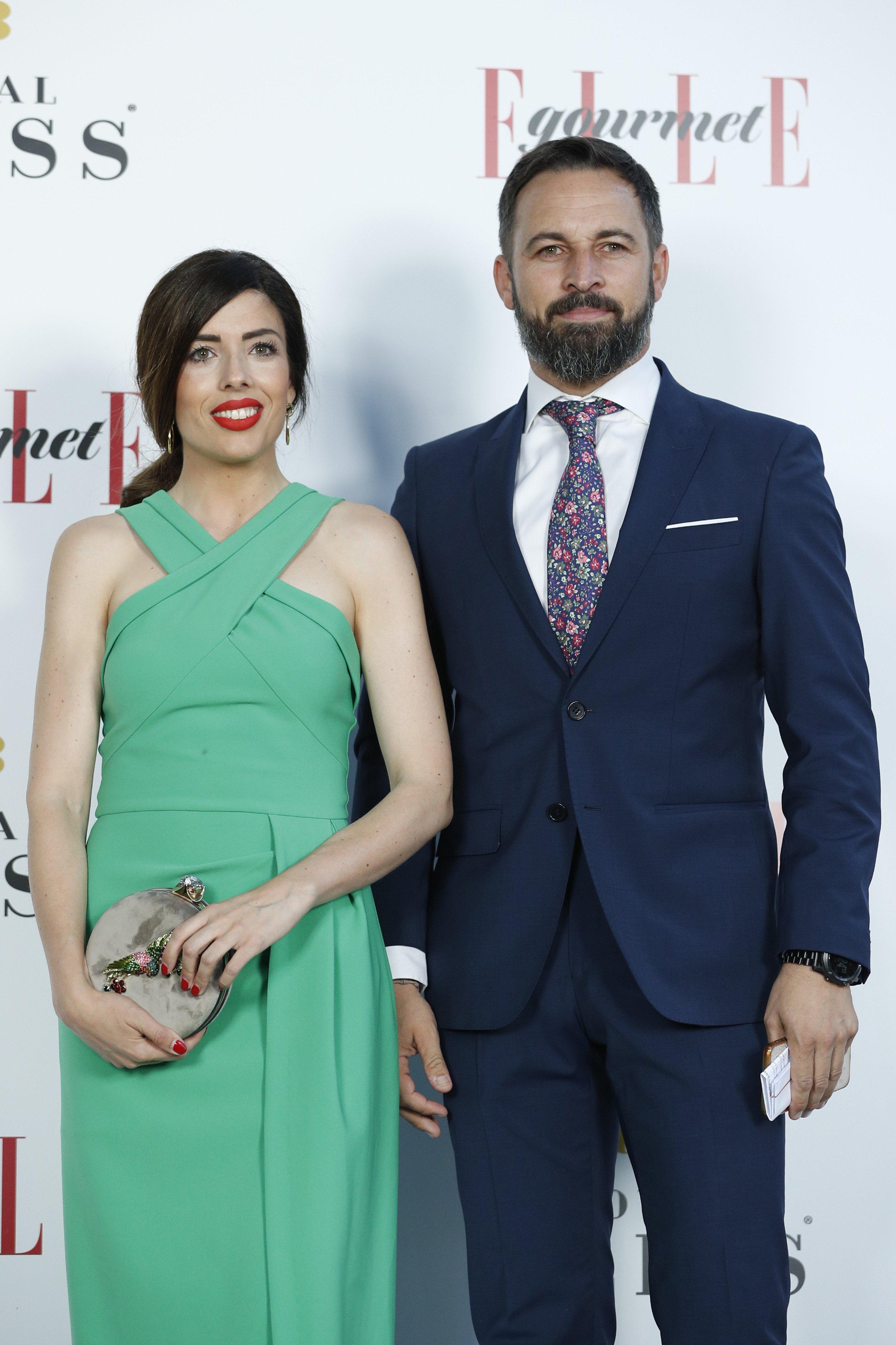 Más que la esposa de Santiago Abascal: Lidia Bedman, la