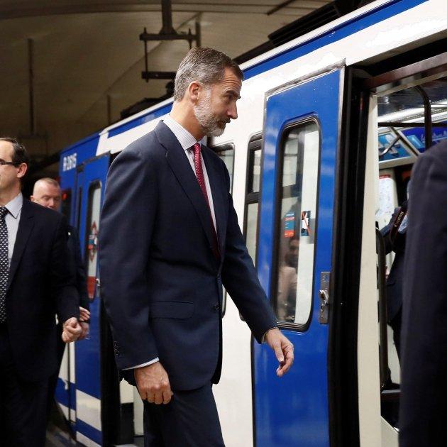 rei felip metro  EFE