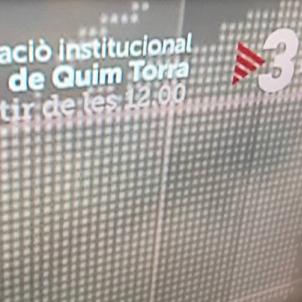 tv3 quim torra tv3