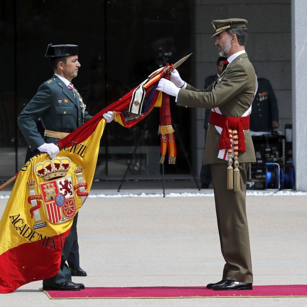 guardia civil bandera efe