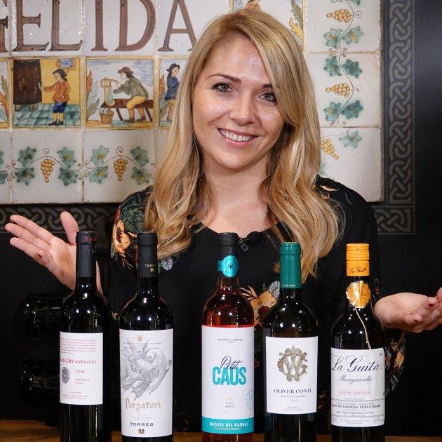Meritxell Falgueras - Celler - Vins bolets - Roberto Lázaro
