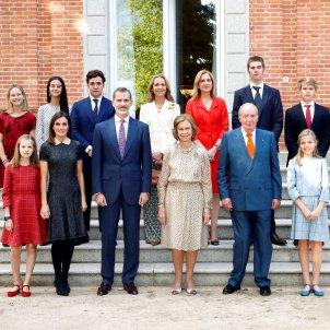 familia reial complet sofia 80 anys  EFE