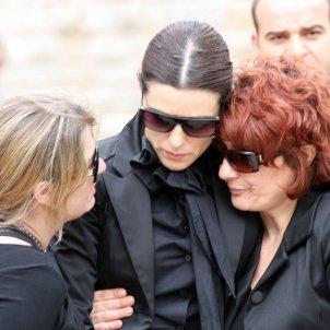raquel sanchez silva i sogra funeral  GTRES