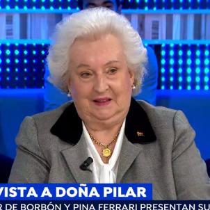 doña pilñr Antena 3