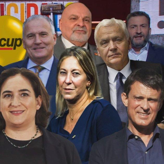 candidats bcn TV3