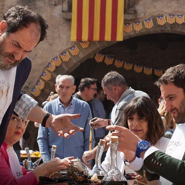 8 apellidos catalanes Telecinco