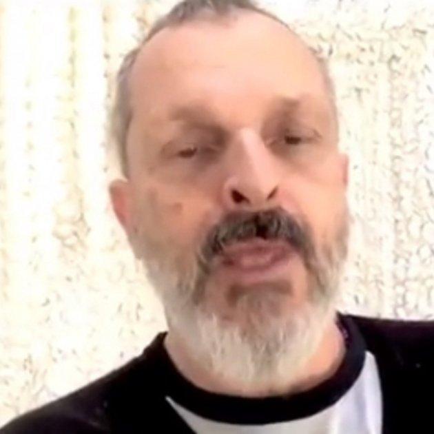 Preocupación por Miguel Bosé tras un video que publicó