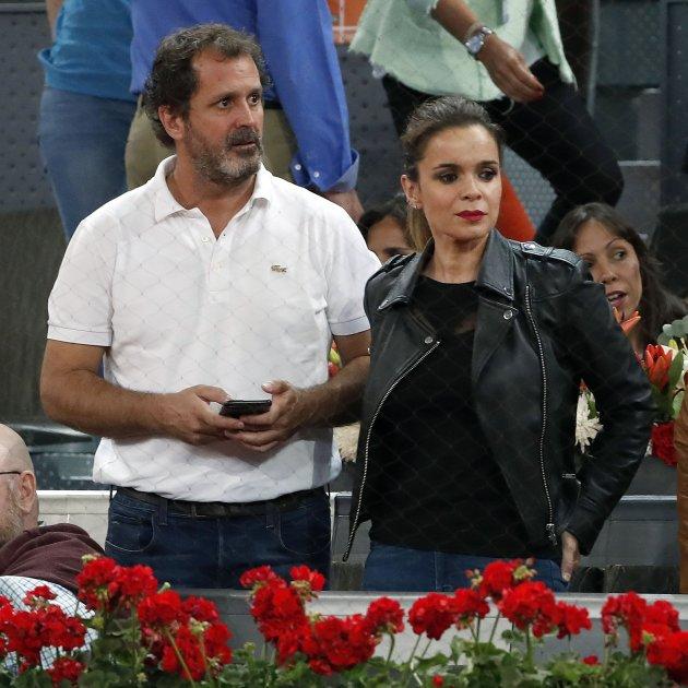 Carme Chaparro marit GTRES