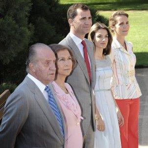 familia reial espanyola GTRES