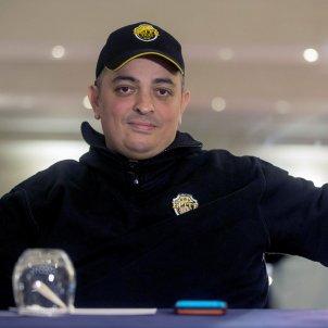 Tito Alvarez taxi EFE