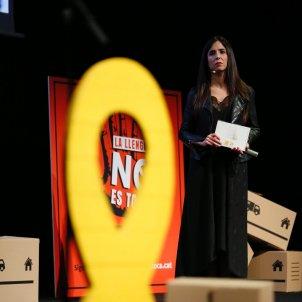 Premi Marti Gasull presentadora Sergi Alcàzar
