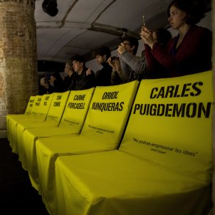 Miriam Ponsa 080 presos polítics febrer 2019 EFE
