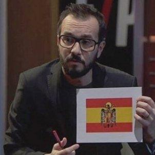 jair bandera franquista tv3