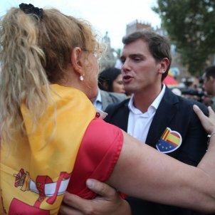 albert rivera bandera espanya GTRES