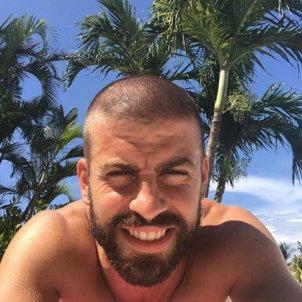 pique platja instagram