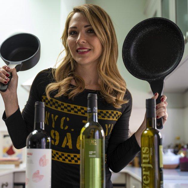 Meritxell Falgueras Vins cuina Guillem Camós