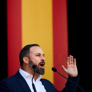 Santiago Abascal Barcelona març 2019 EFE