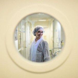 isabel diaz ayuso candidata pp madrid hospital   @isabeldiazayuso