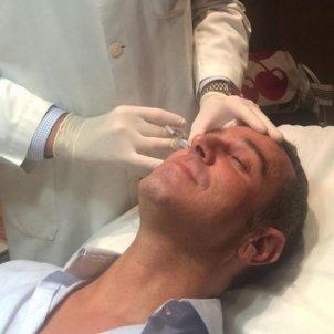 victor sandoval cirurgia estetica instagram