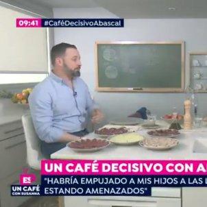 abascal cafe con susanna 2   Antena 3
