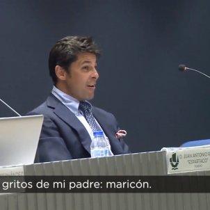 Fran Rivera sobre su padre maricon    Telecinco