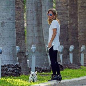 Arantxa Sanchez Vicario passeja gos GTres