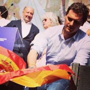 rivera bandera espanyola